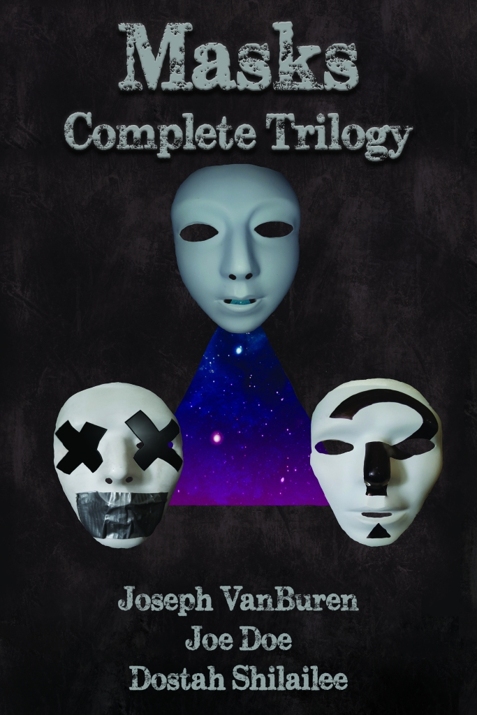 Joseph VanBuren Masks Complete Trilogy